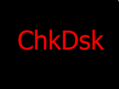 sử dụng lệnh ChkDsk