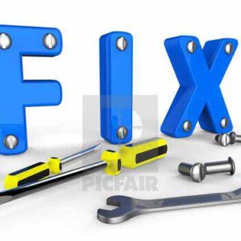 fix phân vùng ổ cứng
